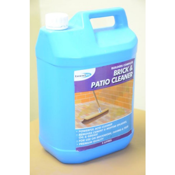 Charming BOND IT BRICK U0026 PATIO ACID CLEANER ...