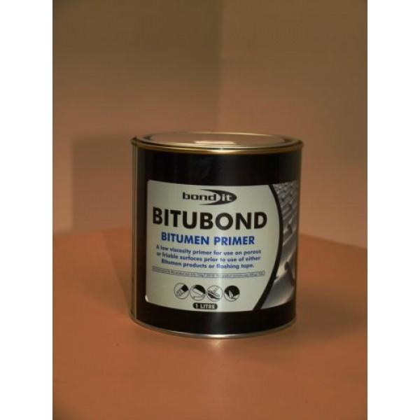 Bitubond Primer Bitumen Paint Repair Roof Felt Flashing