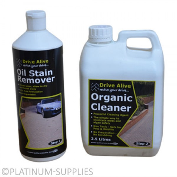 Drive Alive Organic Cleaner Oil Grease Stain Remover