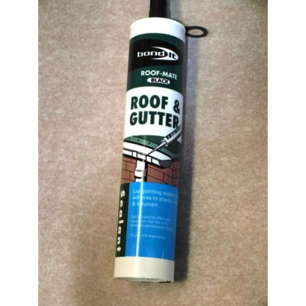 Roof Mate Roof Amp Gutter Sealant Exterior Plastic Seal I