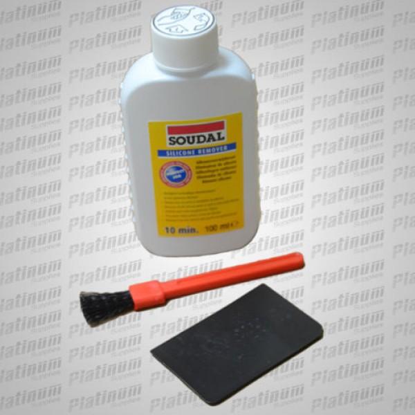 Soudal Silicone Remover 100ml Remove Sealants Silicones