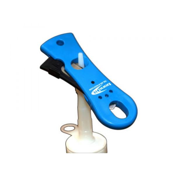 Silicone Tube Snips Safe Sealant Nozzle Cutter Tool I